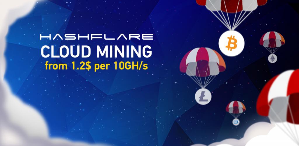 Hashflare лучший майнинг