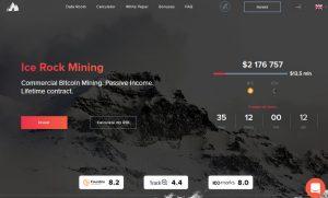Ice Rock инвестировать в майнинг