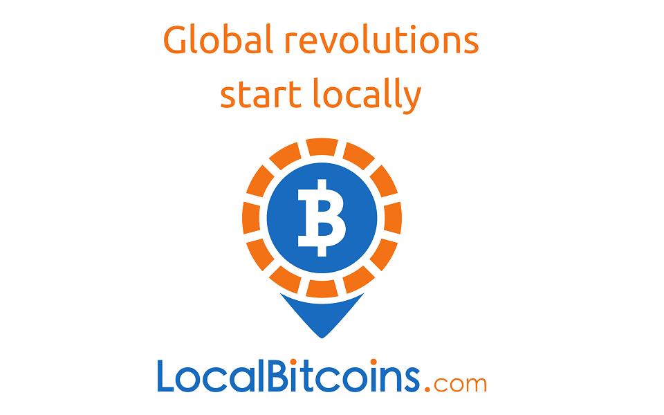 LocalBitcoinsglobal revolution