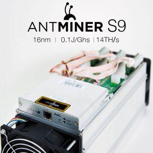 общая информация об Antminer S9