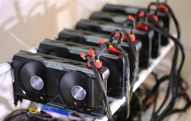 GPU ферма на видеокартах