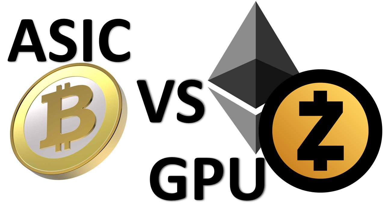ASIC или GPU ферма на видеокартах