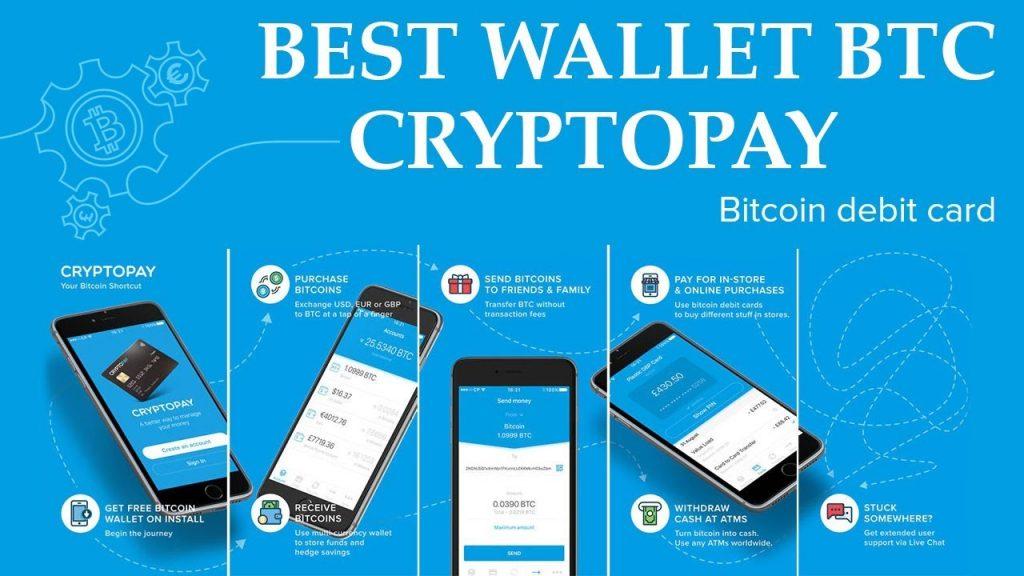 Cryptopay кошелек лучший