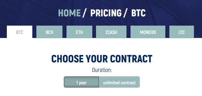 ccg mining контракты