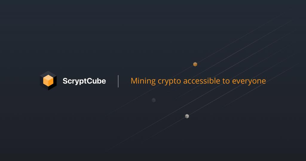 ScryptCube майнинг (mining)